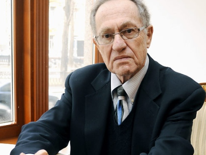 The Warped Morality of a Warmonger: Why Alan Dershowitz is Wrong on Israel's 'Rights'
