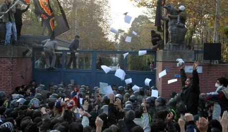 U.K. Diplomacy Strengthens Iran, Weakens Britain