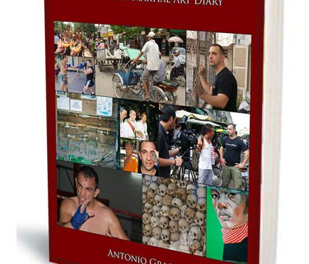 Khun Khmer: Cambodian Martial Art Diary by Antonio Graceffo