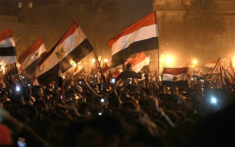 The Second Anniversary of Tahrir Square Rising
