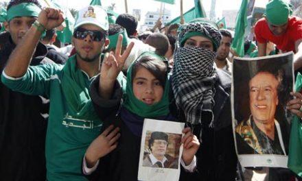 Will a pro-Gadhafi 'Green Revolution' topple the NTC?
