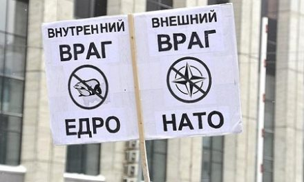 The Sources and Risks of Russia's White Revolution