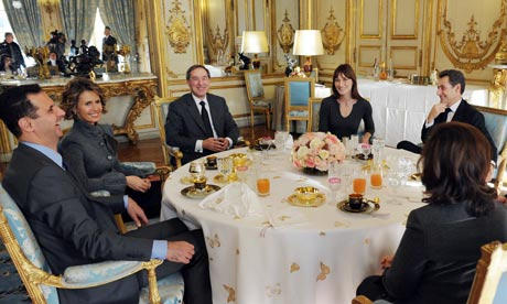 My Fickle Friends by Bashar al-Assad