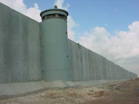 How many walls will secure the Zionist regime in Palestine?