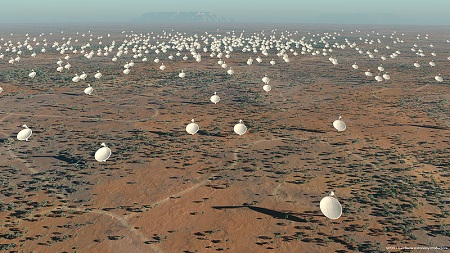 Will Africa Be Home to the World's Largest Radio Telescope?