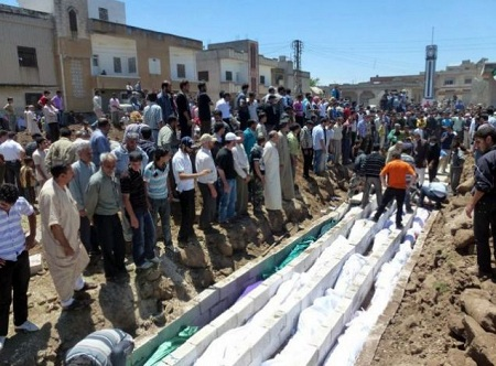 The Houla Massacre as Pretext for Regime Change in Syria