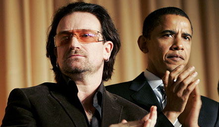 U2, Bono? Celeb partners with Monsanto, G8, to biowreck African farms with GMOs