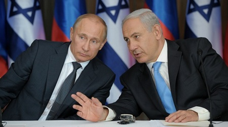 Israel Disses U.S. While Seeking 'bi-lateral alliance' with Russia