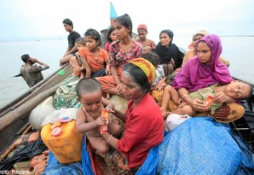 Rohingya Population Control: The Onslaught in Burma Continues