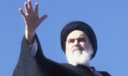 A Meeting with Ayatollah Ruhollah Khomeini 35 Years Ago