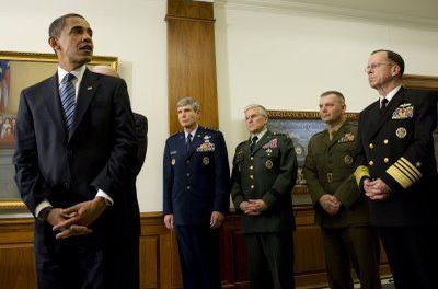 Obama's War Record