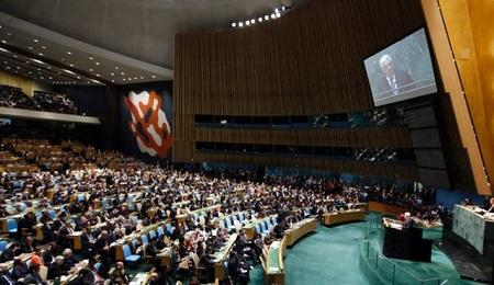 U.S./Israel Lose Twice in the U.N.