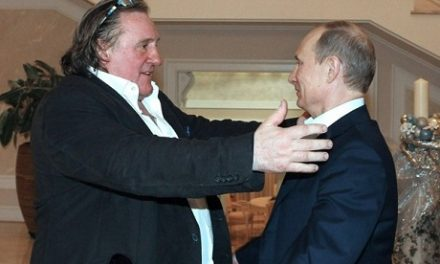 Depardieuskygate and Russia's Global Drift