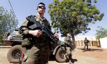 No Security Firms for African Refugees: Opportunities and War in Mali
