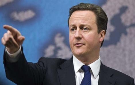 David Cameron's Mission to India