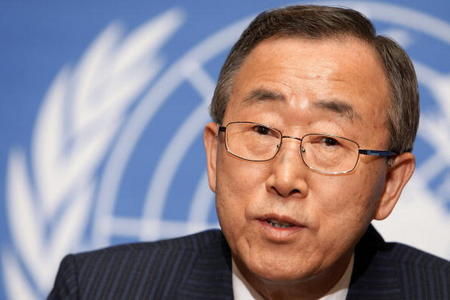The Illegality of UN Secretary General Ban Ki Moon's approach to Sri Lanka