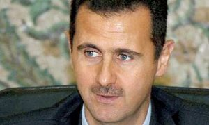 Syrian President Bashar al-Assad (AP)