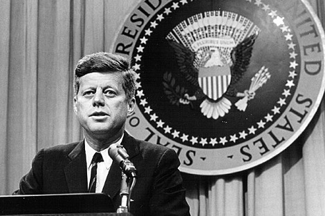 John F. Kennedy (Getty Images)