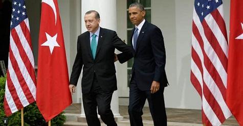 Erdoğan's Visit to Washington, D.C.