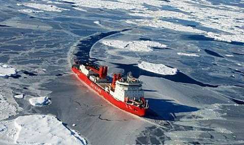 India and China in the Arctic