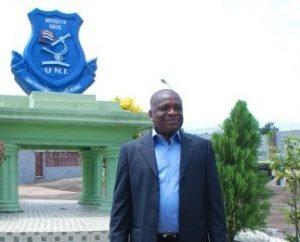 Former Governor of Abia State H.E. Dr. Orji Uzor Kalu. (Photo courtesy of the author)