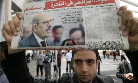 Egypt After the Coup: Is Obama Backing ElBaradei?