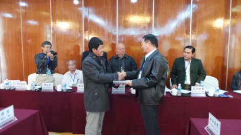 China hosted peace talks between the Myanmar government and ethnic Kachin rebels. (Photo: blog.myanmarlife.com)