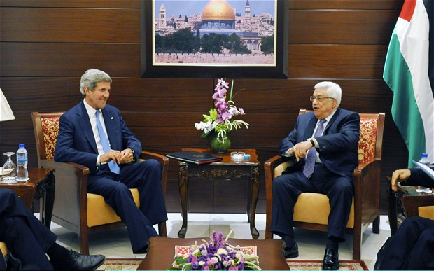 Why John Kerry's 'Deal to Revive Mideast Talks' Will Fail