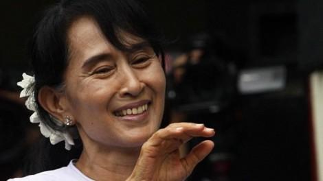 Aung San Suu Kyi (DPA)