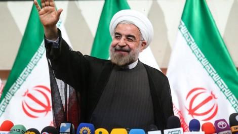 Hassan Rouhani (Photo: Amir Kholousi/LobeLog.com)