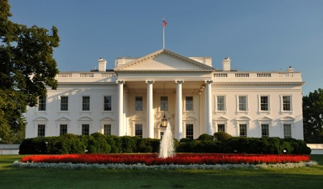 The White House, July 17, 2008 (Cezary p/Wikimedia Commons)