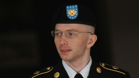 Bradley Manning (Mandel Ngan/AFP/Getty Images)