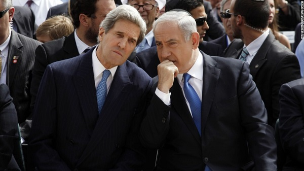 The U.S.'s Policy of Supporting Israel's Illegal Colonization of Palestinian Land