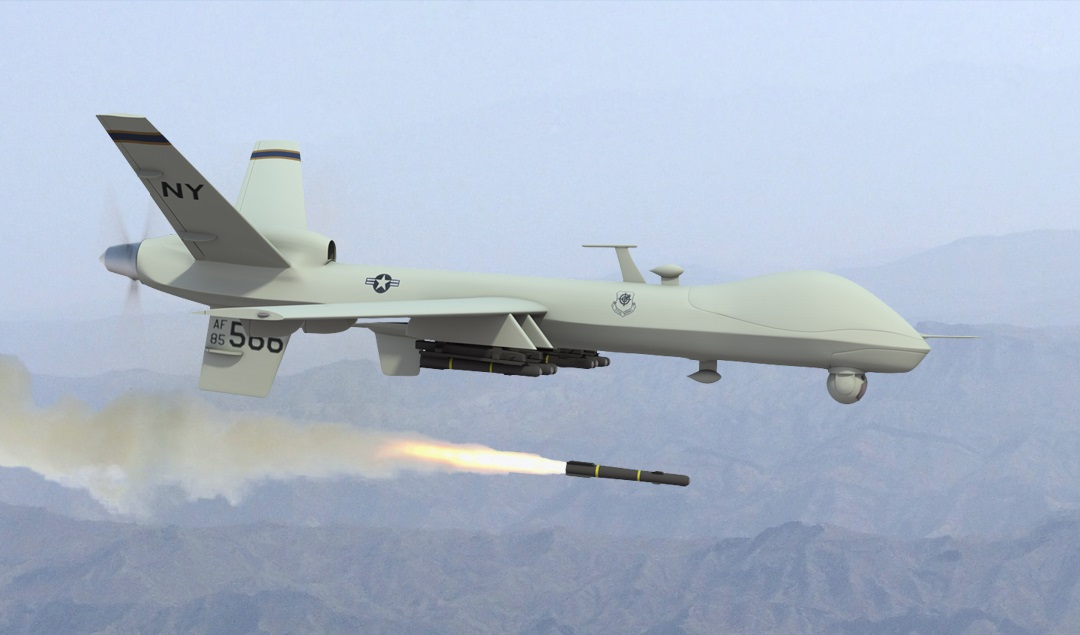 Beyond Drones: Combating the System of Militarism and Imperialism