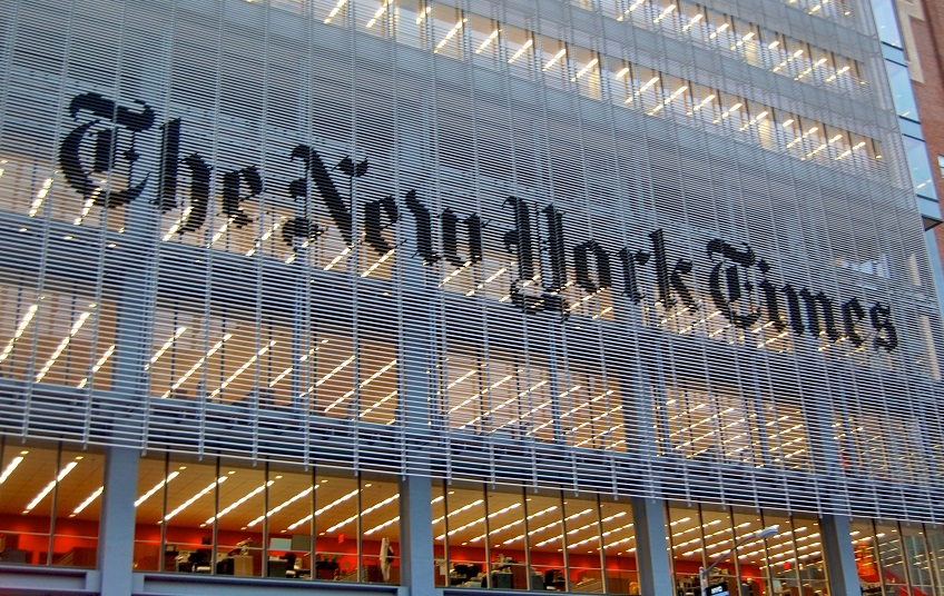 As With Iraq, New York Times Propagates Demonstrable Lies About Syrian WMD