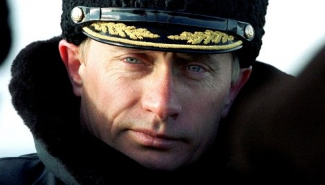 Vladimir Putin (AFP/Getty Images)