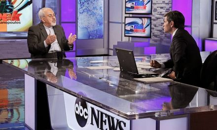 George Stephanopoulos Thinks Iran Is Enriching Weapons-Grade Uranium…But It's Not