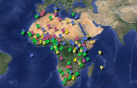 The US Military's Pivot to Africa, 2012-2013