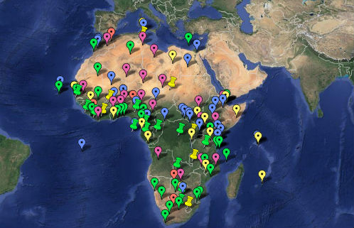 The Africa Pivot: America's New Battleground