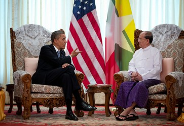 Obama Administration Goes Public on Patronizing Burma Policy