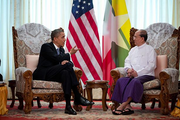 Obama Administration Goes Public on Patronizing Burma Policy
