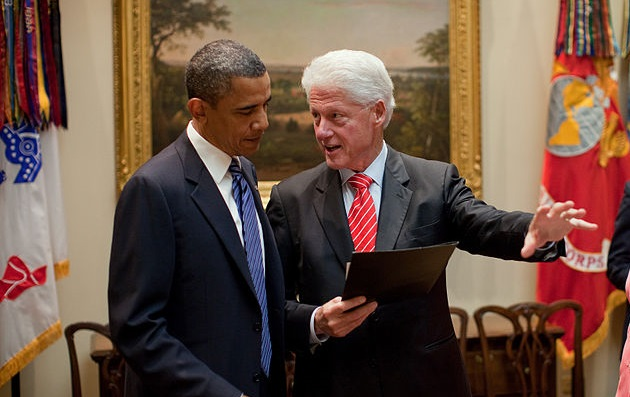 Will Les Clintons Scuttle US-Iran Rapprochement?