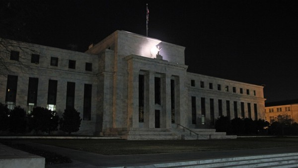 The Federal Reserve building in Washington, D.C., December 2, 2011 (Photo by Tim Evanson/Flickr)