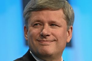 Canada Prime Minister Stephen Harper at the World Economic Forum annual meeting in 2010 (Remy Steinegger/World Economic Forum)