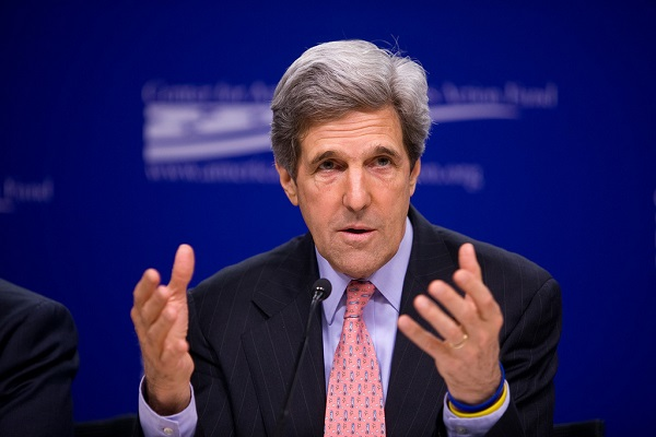 John Kerry (Ralph Alswang/Center for American Progress)