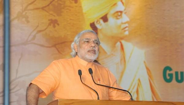 Narendra Modi (Photo: Mayur Bhatt/Wikimedia Commons)