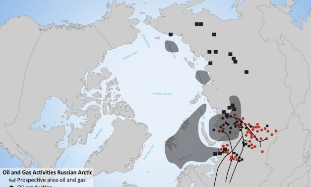 Russia's Territorial Ambition and Increased Military Presence in the Arctic