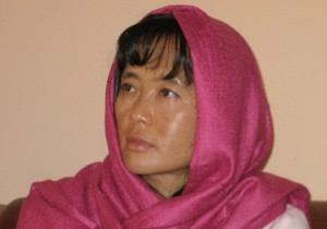 Jade Wu in Kunduz, Afghanistan (photo courtesy of the author)