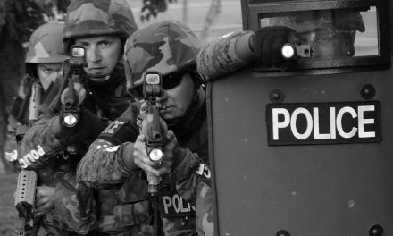 Ferguson: No Justice in the American Police State