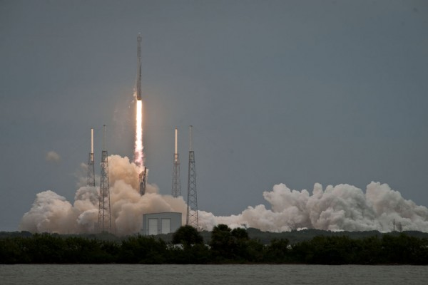 CRS-3 Falcon 9 liftoff (Photo: SpaceX)